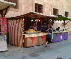 Mercado en el Enclave