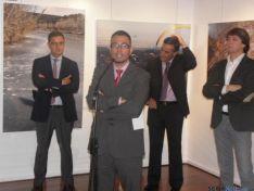 Foto 4 - La exposición fotográfica por los 25 años de la Agencia Ical recala en la Audiencia