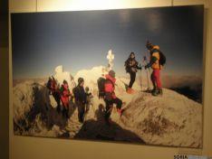 La exposición fotográfica por los 25 años de la Agencia Ical recala en la Audiencia