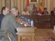 Foto 3 - El PP rechaza en solitario la condonación del canon a la planta de purines de Almazán