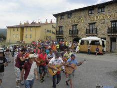 Ronda en Duruelo, por Santa Marina