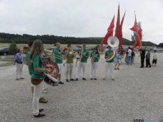 Foto 4 - Posada apoya el bicentenario con su presencia en la romería de La Blanca en Cabrejas