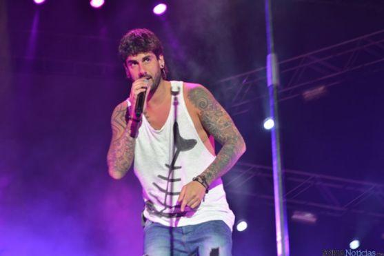 Melendi concierto en Soria