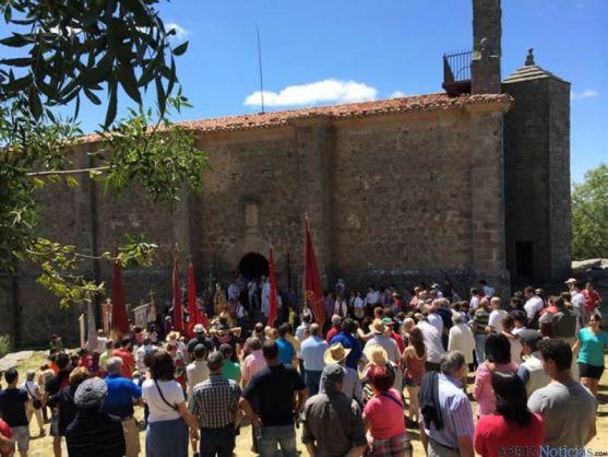 Romería en la Virgen del Castillo