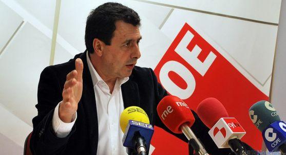 El diputado socialista por Soria Félix Lavilla. / SN
