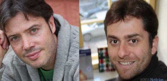 Serrato y Tarantino, los ponentes.