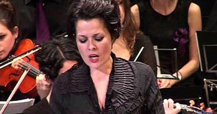 La soprano Asun Guallar.
