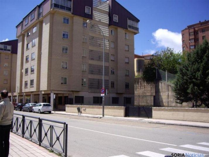 Avenida Duques de Soria