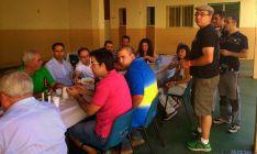 Participantes en la jornada del San José. / SN