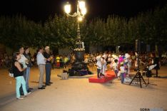 Concierto festival San Esteban
