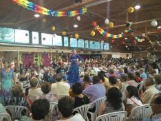 Feria ecuestre y andaluza