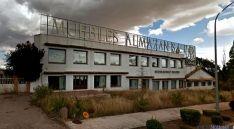 La antigua fábrica de Muebles Almazán. / GM