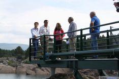 Nuevo depósito de agua en Cidones