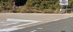 Lugar donde se ha producido el accidente. / GM