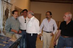 Fernández Díaz en El Burgo de Osma
