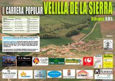 Carrera popular en Velilla de la Sierra