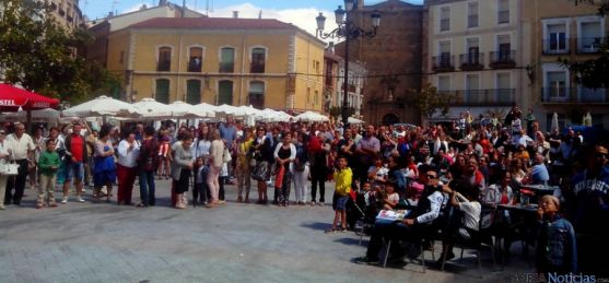 Los agredeños piden festejos taurinos para sus fiestas de San Miguel. / SN