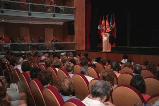 Inauguración de la Feria de Teatro