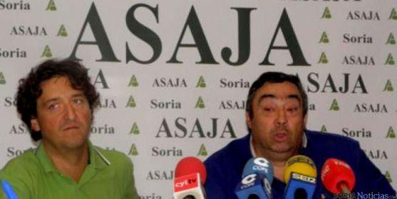 Gómez, (izda.) y Barcones. / SN