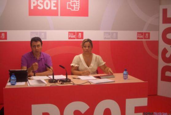 Félix Lavilla y Esther Pérez