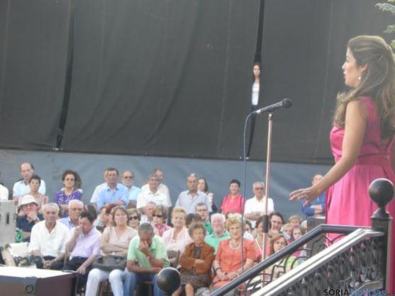 María Félix, soprano