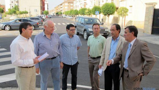 La inversión ha sido de 65.500 euros. / Jta.