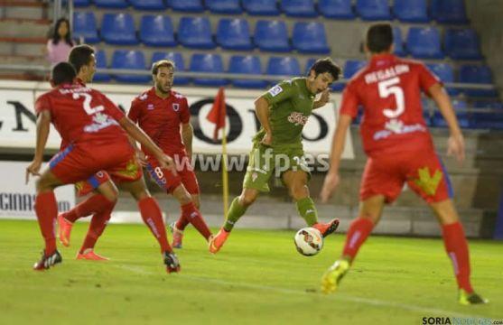 Numancia-Sporting/LFP