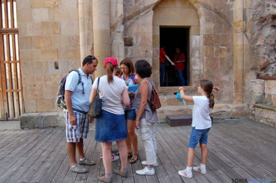 Punto de información turística en San Nicolás