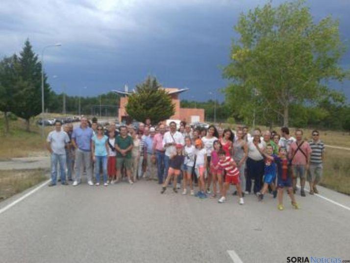 Vecinos de Lubia