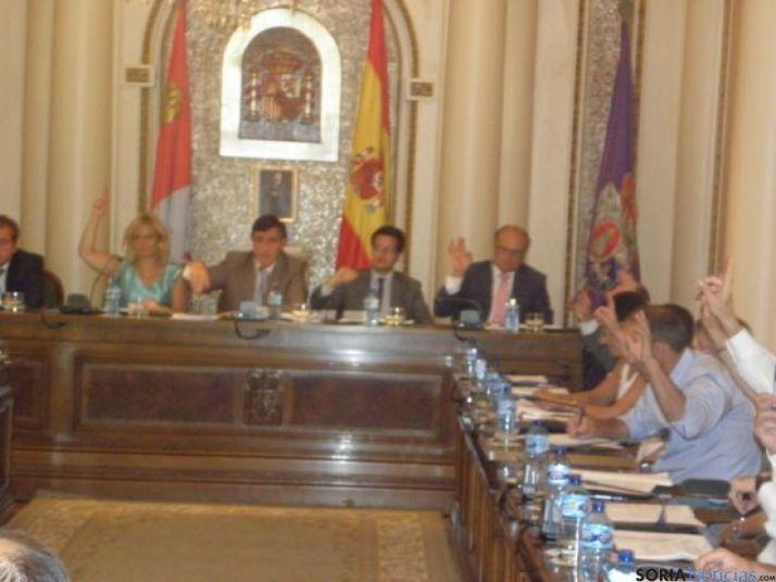 Pleno Diputación 1 agosto