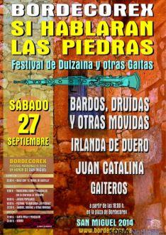 El sábado, festival en Bordecorex.