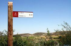 Señalización hacia Torrevicente. / CCM