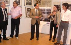 Inauguración de la exposición 100 años de fotografía taurina