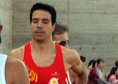 Enrique Fernández, ganador de la prueba. / SN