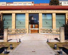 Entrada del Museo Numantino. / SN