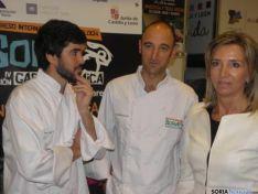 Foto 2 - Alicia García destaca que la micología genera más de 65 M€ anuales en Castilla y León
