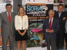 Foto 4 - Alicia García destaca que la micología genera más de 65 M€ anuales en Castilla y León