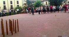 Juegos populares en Serón. / SN