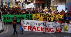 Imagen de la manifestación.