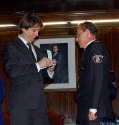 Medalla a José Bernabé Boces