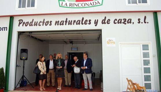 Apertura este viernes de La Rinconada productos naturales y de Caza S.L. / Dip