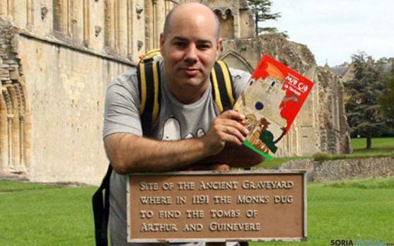Gregorio González Vilches, creador de la nueva web. / caminodelcid.org