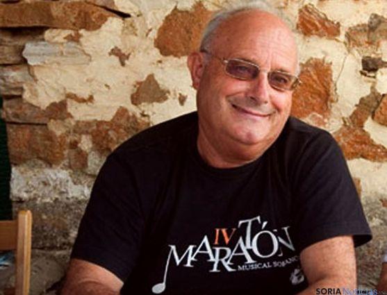 El compositor Manuel Castelló. / sarnago.com