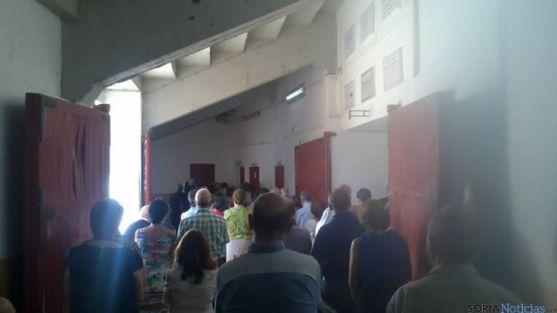 Jornada de la Peña Taurina Soriana