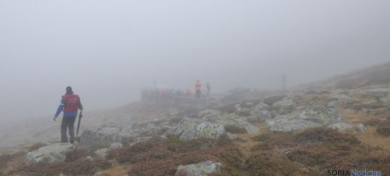 Niebla en el Urbión