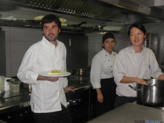 Cocina Oscar García