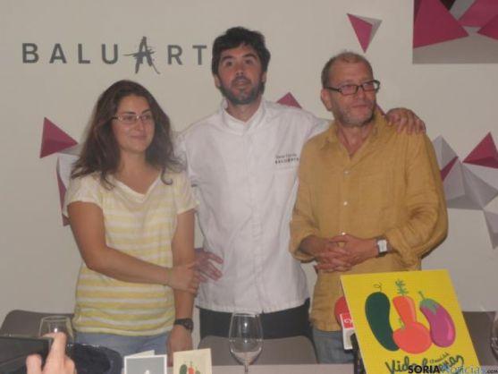 El restaurador Oscar García.