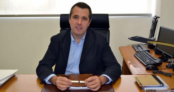 Luis Bonilla, vicerrector del campus soriano