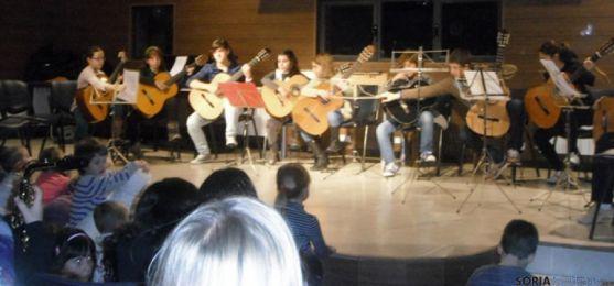 Grupo de la Escuela de Música