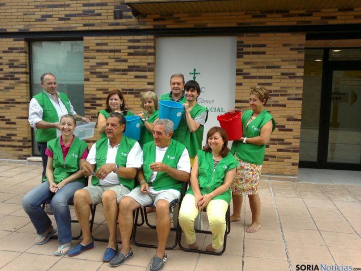 La AECC, con los pacientes de ELA.
